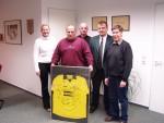 Trikot von Dynamo Dresden versteigert